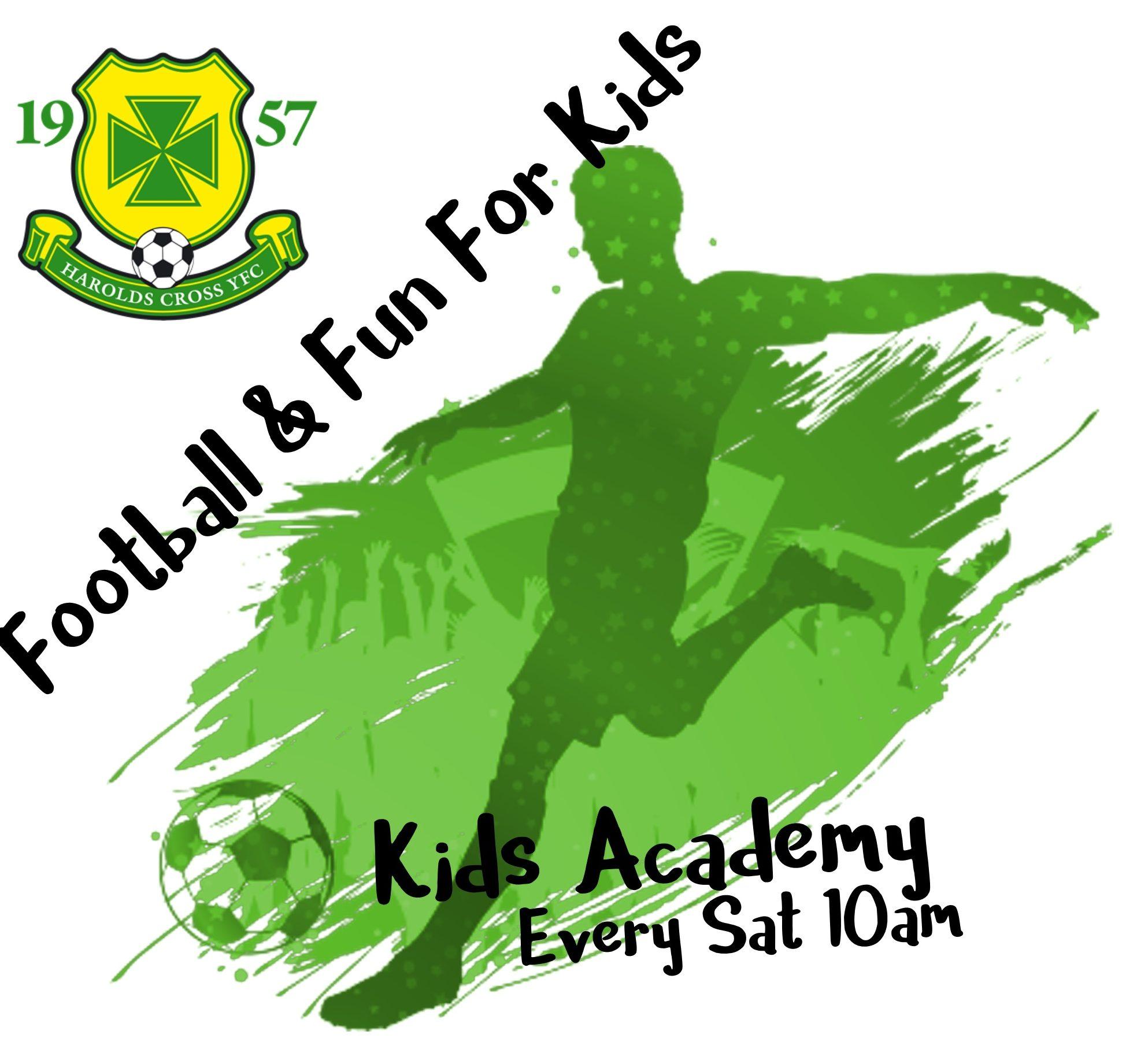 HCYFC Kids Academy